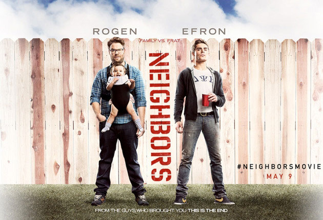 Trailer phim: Neighbors - 1