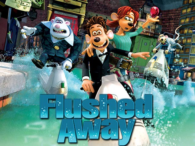 Trailer phim: Flushed Away - 1
