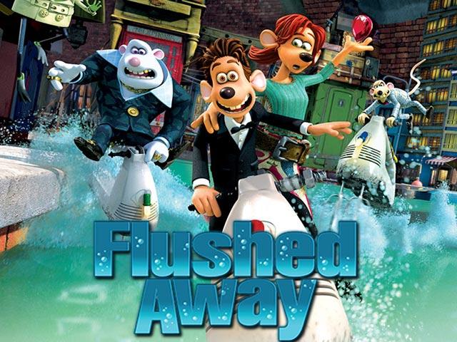 Trailer phim: Flushed Away - 1