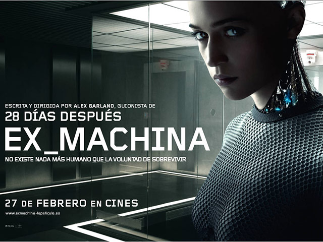Trailer phim: Ex Machina - 1