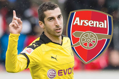 Tin HOT tối 8/6: Arsenal dạm hỏi Mkhitaryan - 1