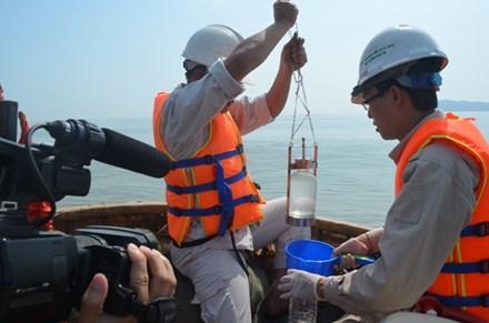 19 lần quan trắc, nước biển tại Nghệ An đều an toàn - 1