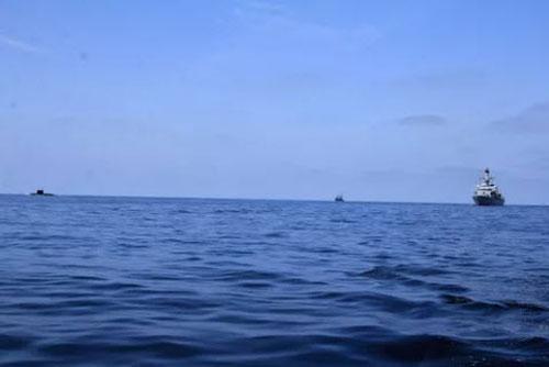 Tàu ngầm Nga trực chiến trước trận bóng đá Anh – Nga - 2