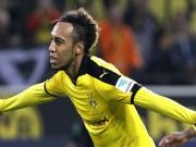Bóng đá - Vượt MU và Real, Man City đàm phán mua Aubameyang
