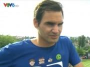 Bóng đá - Roger Federer: Xem Euro là đam mê khó cưỡng