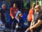 """Bóng đá - ĐT Anh: Smalling chấn thương & nguy cơ """"thủng"""" hàng thủ"""