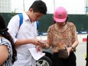 Giáo dục - du học - Hà Nội: Thi môn đầu tiên, hơn 300 thí sinh bỏ thi vào lớp 10