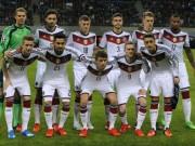 Bóng đá - Đội hình đắt nhất Euro 2016: Đức số 1, Anh sau Bỉ