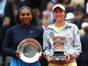 Thể thao - Nữ hoàng Roland Garros hẹn hạ gục Serena ở Wimbledon