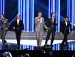 Backstreet Boys gây thổn thức trên sân khấu Hoa hậu Mỹ