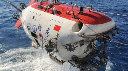 """Trung Quốc """"thí nghiệm"""" gì dưới đáy biển Đông? - 1"""