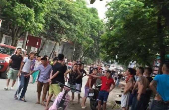 Truy sát gia đình ở Phú Thọ: Tạm giữ 1 đối tượng - 1