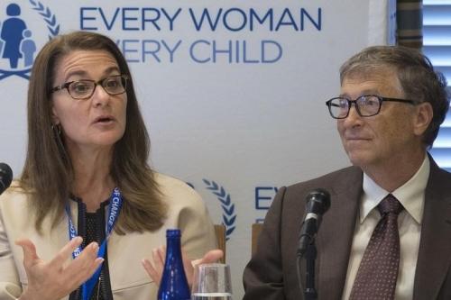 """Melinda Gates - Quyền lực """"mềm"""" của tỷ phú giàu nhất TG - 5"""