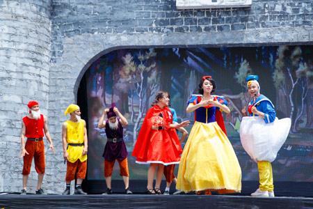 Đón xem vở nhạc kịch Thế giới phép thuật tại Thiên Đường Bảo Sơn - 1