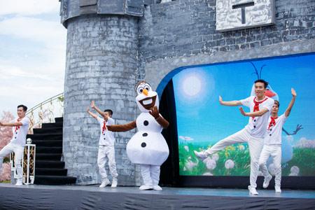 Đón xem vở nhạc kịch Thế giới phép thuật tại Thiên Đường Bảo Sơn - 6