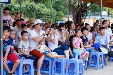 Đón xem vở nhạc kịch Thế giới phép thuật tại Thiên Đường Bảo Sơn - 8