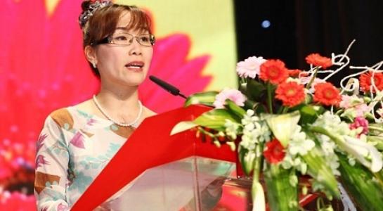 Bà chủ Vietjet Air vào top 100 phụ nữ quyền lực của thế giới - 1