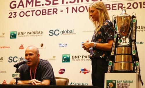 Ngã ngửa với lý do khiến Sharapova bị cấm 2 năm - 2