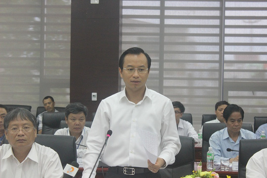 Bí thư Đà Nẵng nhận trách nhiệm vụ chìm tàu sông Hàn - 1