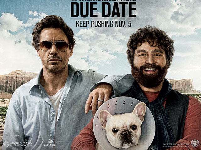 Trailer phim: Due Date - 1