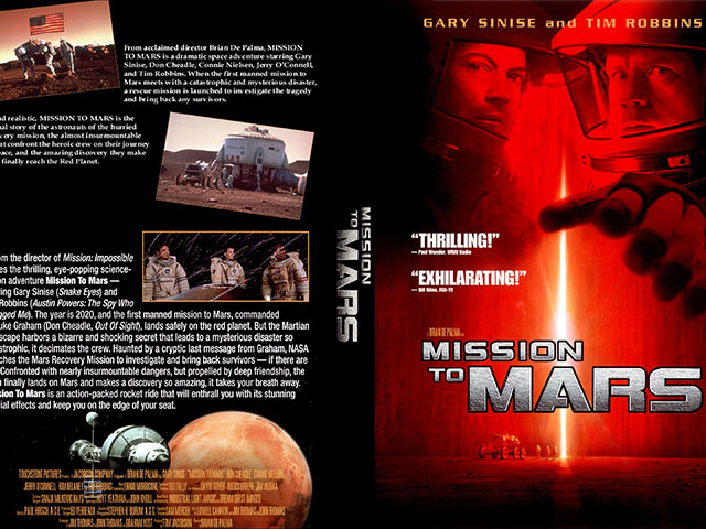 Trailer phim: Mission To Mars - 1