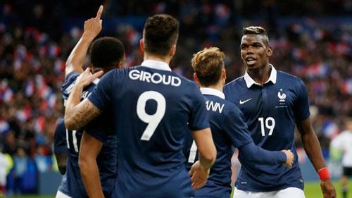 """Ứng viên vô địch Euro: Pháp sẽ """"nhuộm xanh"""" trời Âu - 1"""