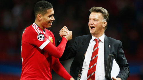 Tin HOT tối 9/6: Smalling ca ngợi Van Gaal - 1
