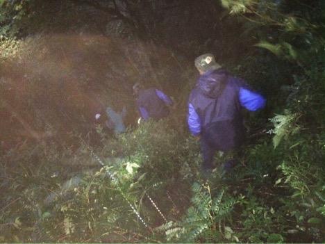 Cận cảnh nơi phát hiện thi thể du khách người Anh mất tích - 2