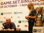 Thể thao - Ngã ngửa với lý do khiến Sharapova bị cấm 2 năm