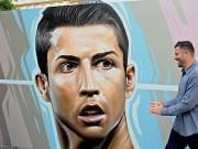 """Bóng đá - Euro: 11 huyền thoại """"lột xác"""" dưới bàn tay nghệ sĩ"""