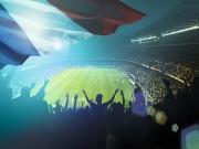 Bóng đá - Không khí lễ hội ở Pháp chào đón EURO