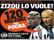 Bóng đá - MU coi chừng, Real ra giá 120 triệu euro cho Pogba