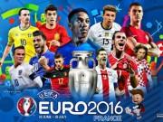 """Bóng đá - Ứng viên vô địch Euro: Pháp sẽ """"nhuộm xanh"""" trời Âu"""