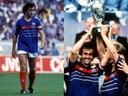 Bóng đá - 10 huyền thoại vĩ đại nhất Euro: Platini số 1
