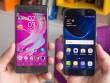 Sony Xperia X đối đầu Galaxy S7: Không cân sức