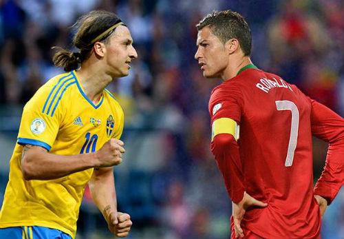 "Euro 2016: Nơi Ibra, Ronaldo ""bung lụa"" lần cuối - 1"