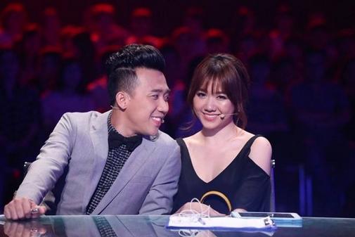 Tran Thanh me met Hari Won - 5