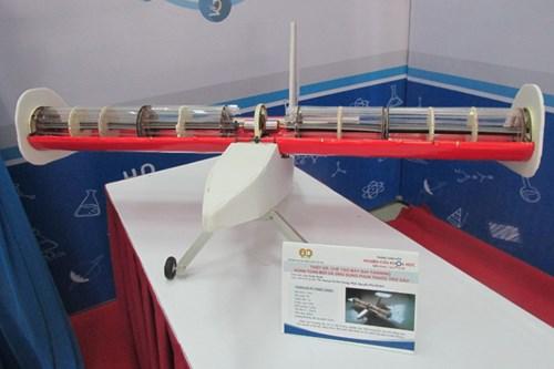 Sinh viên Bách khoa chế tạo máy bay không người lái - 2