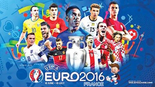 Đêm nay khai mạc EURO: Không có Vua, cuộc đua mở - 1