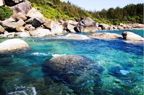 5 bãi biển đẹp không phải ai cũng biết ở Quảng Ngãi - 1