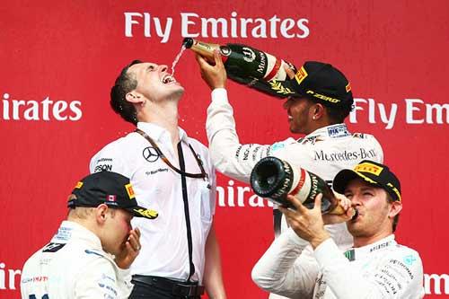 F1, Canadian GP: Tam mã tranh đoạt - 2