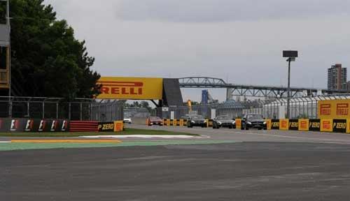 F1, Canadian GP: Tam mã tranh đoạt - 1