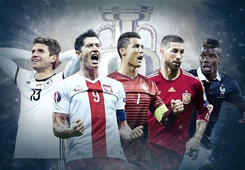 EURO 2016: Phòng thủ và… tử thủ lên ngôi - 1