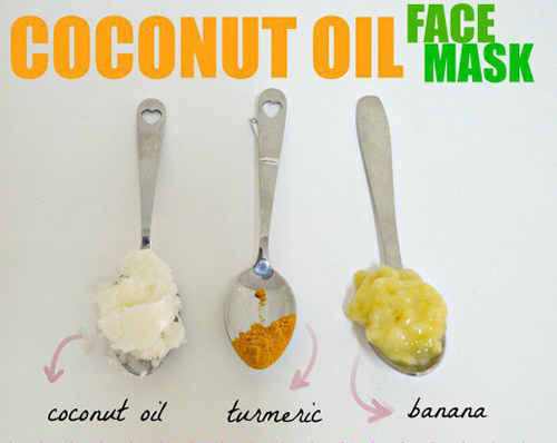 3 công thức giải quyết vấn đề về da từ dầu dừa - 3