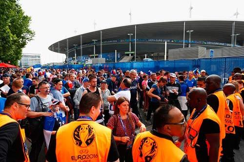 Khai mạc Euro 2016: Lễ hội âm thanh, màu sắc - 14