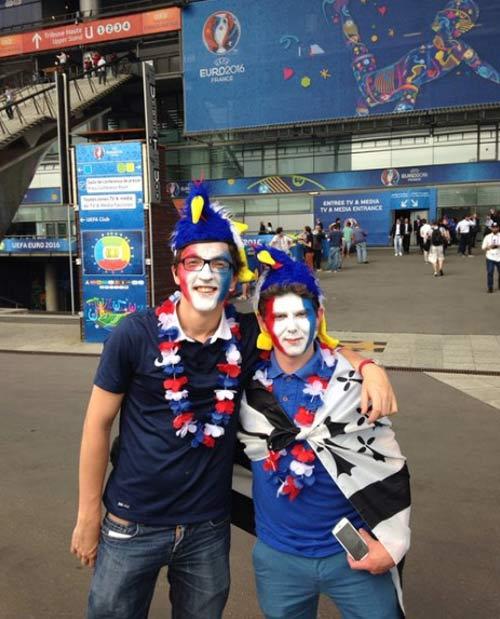 Khai mạc Euro 2016: Lễ hội âm thanh, màu sắc - 15