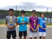 Thể thao - Tin thể thao HOT 10/6: Tay vợt gốc Việt lập cú đúp ở Mỹ