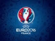 Bảng xếp hạng bóng đá - Bảng xếp hạng Euro 2016