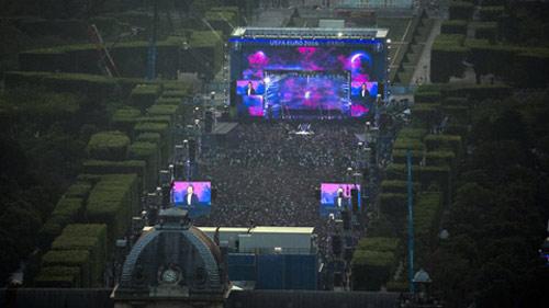 Khai mạc Euro 2016: Lễ hội âm thanh, màu sắc - 10