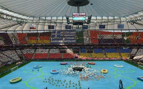 Khai mạc Euro 2016: Lễ hội âm thanh, màu sắc - 9